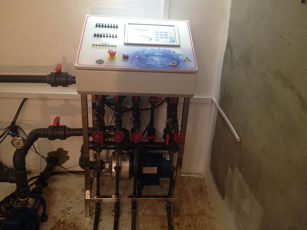 automatic drip irrigation system