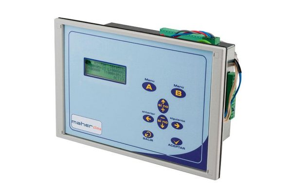 Weather and fumigation Controller