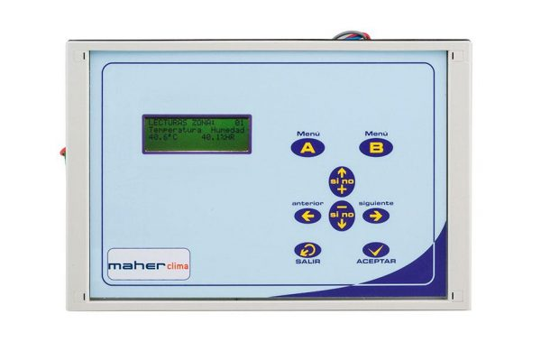 Maher Clima Climate Controller