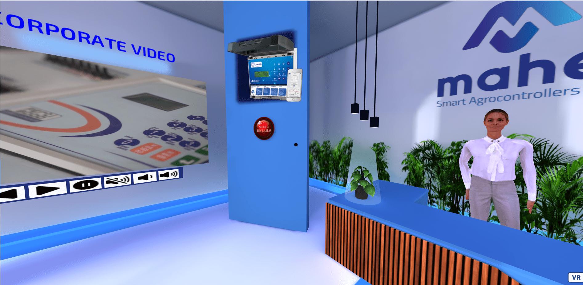 Stand virtual EIMA
